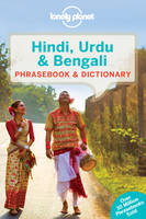 Lonely Planet - Lonely Planet Hindi, Urdu & Bengali Phrasebook & Dictionary (Lonely Planet. Hindi and Urdu Phrasebook) - 9781786570208 - V9781786570208