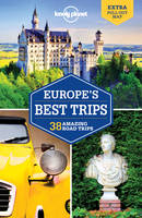 Lonely Planet - Lonely Planet Europe's Best Trips (Travel Guide) - 9781786573261 - V9781786573261
