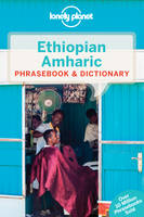 Lonely Planet - Lonely Planet Ethiopian Amharic Phrasebook & Dictionary (Lonley Planet. Ethiopian Amharic Phrasebook) - 9781786573292 - V9781786573292