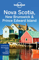 Lonely Planet - Lonely Planet Nova Scotia, New Brunswick & Prince Edward Island (Travel Guide) - 9781786573346 - V9781786573346
