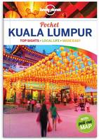 Lonely Planet - Lonely Planet Pocket Kuala Lumpur (Travel Guide) - 9781786575340 - V9781786575340