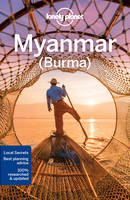 Lonely Planet - Lonely Planet Myanmar (Burma) (Travel Guide) - 9781786575463 - V9781786575463