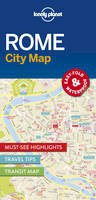 Lonely Planet - Lonely Planet Rome City Map (Travel Guide) - 9781786577801 - V9781786577801