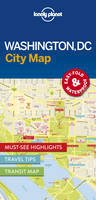 Lonely Planet - Lonely Planet Washington DC City Map (Travel Guide) - 9781786577849 - V9781786577849