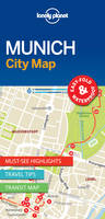Lonely Planet - Lonely Planet Munich City Map (Travel Guide) - 9781786577870 - V9781786577870