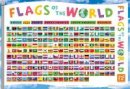 - Flags of the World (Wallcharts Landscape) - 9781786706959 - 9781786706959