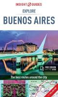 Guides, Insight - Insight Guides Explore Buenos Aires (Insight Explore Guides) - 9781786715999 - V9781786715999