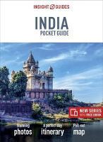 Guides, Insight - Insight Pocket Guide India (Insight Pocket Guides) - 9781786716446 - V9781786716446
