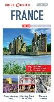 Insight Guides - Insight Travel Map France (Insight Travel Maps) - 9781786719058 - V9781786719058