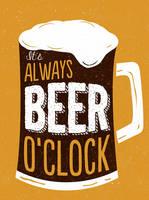 Summersdale - It's Always Beer O'Clock - 9781786850089 - V9781786850089
