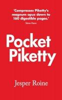 Roine, Jesper - Pocket Piketty - 9781786992338 - V9781786992338