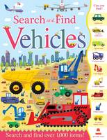 That, Imagine, George, Joshua - Search and Find Vehicles - 9781787000292 - KRA0000113