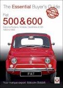 Bobbitt, Malcolm - Fiat 500 & 600: The Essential Buyer's Guide (Essential Buyer's Guide Series) - 9781787110342 - V9781787110342