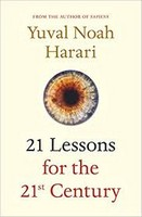 Harari, Yuval Noah - 21 Lessons for the 21st Century - 9781787330870 - V9781787330870