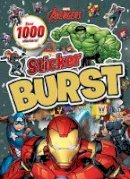 - AVENGERS: Sticker Burst - 9781789053272 - 9781789053272