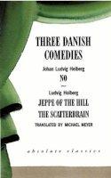 Heiberg, Johan Ludvig; Holberg, Ludvig - Three Danish Comedies - 9781840020601 - V9781840020601
