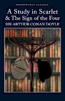 Sir Arthur Conan Doyle - A Study in Scarlet (Wordsworth Classics) - 9781840224115 - V9781840224115