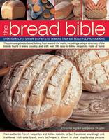 Christine Ingram, Jennie Shapter - The Cook's Guide to Bread - 9781840388374 - V9781840388374