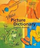 Turhan, Sedat - Milet Picture Dictionary (Korean-English) - 9781840593563 - V9781840593563