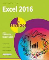 Price, Michael - Excel 2016 in Easy Steps - 9781840786514 - V9781840786514