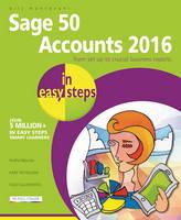 Mantovani, Bill - Sage 50 Accounts 2016 in Easy Steps - 9781840787214 - V9781840787214