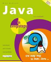 McGrath, Mike - Java in easy steps: Covers Java 9 - 9781840787535 - V9781840787535