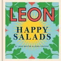 Baxter, Jane, Vincent, John - LEON Happy Salads - 9781840917185 - V9781840917185