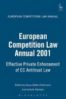 - European Competition Law Annual - 9781841131986 - V9781841131986