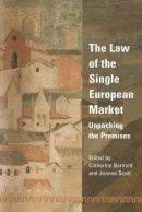 - The Law of the Single European Market - 9781841132716 - V9781841132716