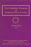 - Cambridge Yearbook of European Legal Studies - 9781841133072 - V9781841133072