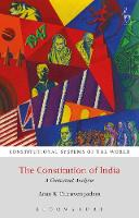 Thiruvengadam, Arun K. - The Constitution of India: A Contextual Analysis (Constitutional Systems of the World) - 9781841137360 - V9781841137360