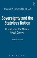 Azopardi, Keith - Sovereignty and the Stateless Nation - 9781841139166 - V9781841139166