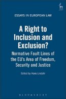 Hans Lindahl - Right to Inclusion and Exclusion? - 9781841139494 - V9781841139494
