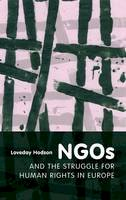 Hodson, Loveday - NGOs and the Struggle for Human Rights in Europe - 9781841139616 - V9781841139616