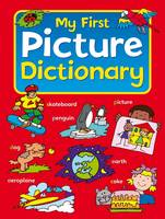Anna Award - My First Picture Dictionary - 9781841358734 - V9781841358734
