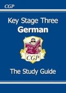 Parsons, Richard - Ks3 German Study Guide (Pt. 1 & 2) - 9781841468402 - V9781841468402