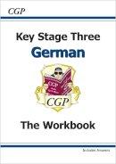 Parsons, Richard - Ks3 German Workbook (Pt. 1 & 2) - 9781841468495 - V9781841468495