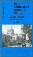 Godfrey, Alan - Bristol (SW) & Bedminster 1902: Gloucestershire Sheet 75.04 (Old O.S. Maps of Gloucestershire) - 9781841510095 - V9781841510095