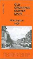 Godfrey, Alan - Warrington 1905: Lancashire Sheet 116.01 (Old O.S. Maps of Lancashire) - 9781841511764 - V9781841511764