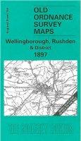 Trinder, Barrie - Wellingborough, Rushden and District 1897 (Old Ordnance Survey Maps) - 9781841512013 - V9781841512013