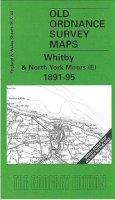 Trevor Pearson - Whitby and North York Moors (East) (Old Ordnance Survey Maps) - 9781841512587 - V9781841512587