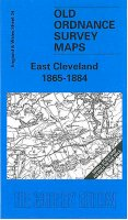 Woodhouse, Bob - East Cleveland (Old Ordnance Survey Maps) - 9781841512662 - V9781841512662