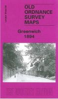 Godfrey, Alan - Greenwich 1894: London Sheet 092.2 (Old O.S. Maps of London) - 9781841514048 - V9781841514048