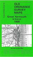 Old Ordnance Survey Maps - Great Yarmouth & District 1908 - 9781841515243 - V9781841515243