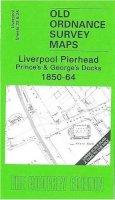 Parrott, Kay - Liverpool Pierhead, Prince's and George's Docks 1850-64 (Old Ordnance Survey Maps) - 9781841519111 - V9781841519111