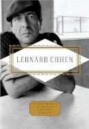 Cohen, Leonard - Leonard Cohen Poems - 9781841597874 - 9781841597874