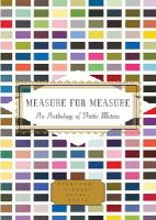 William Shakespeare - Measure for Measure - 9781841598000 - KKD0004836