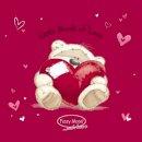 Paper Island - Fizzy Moon Little Book of Love - 9781841613536 - KTJ0040668