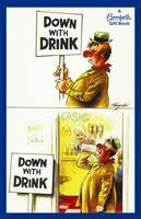Bamforth & Co - Down with Drink - 9781841613680 - V9781841613680