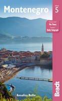 Rellie, Annalisa, Abraham, Rudolf - Montenegro (Bradt Travel Guide) - 9781841628578 - V9781841628578